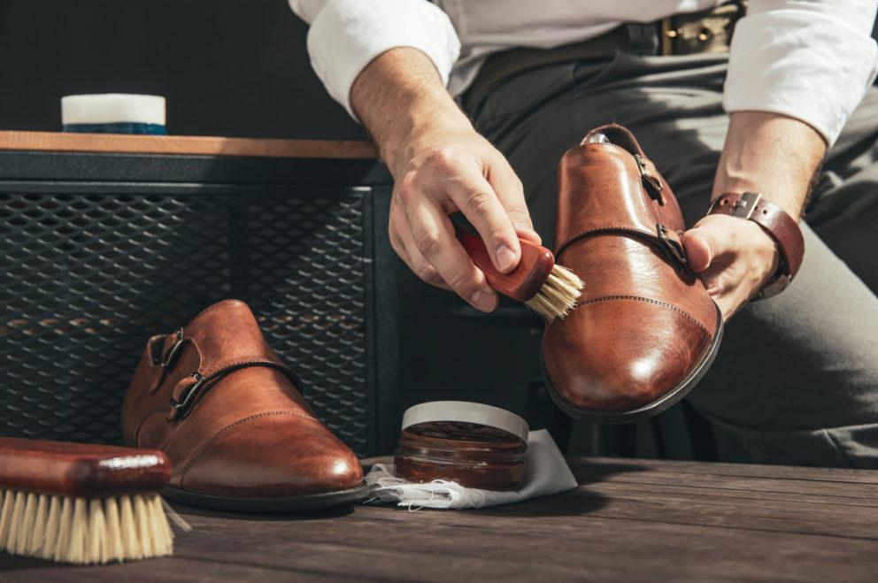 Bürste für Ihren Schuh