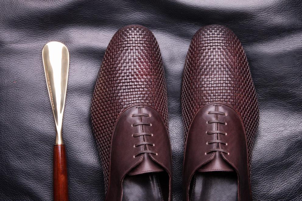 Schuhlöffel schont Ihren Schuh.