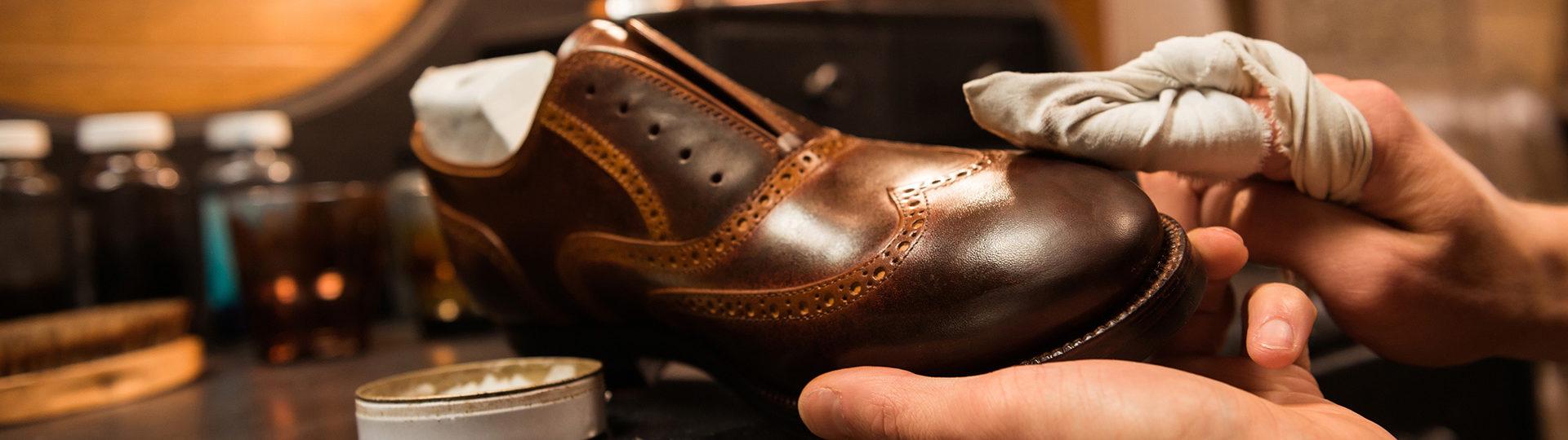 Reichl Schuhe von Hand gemacht