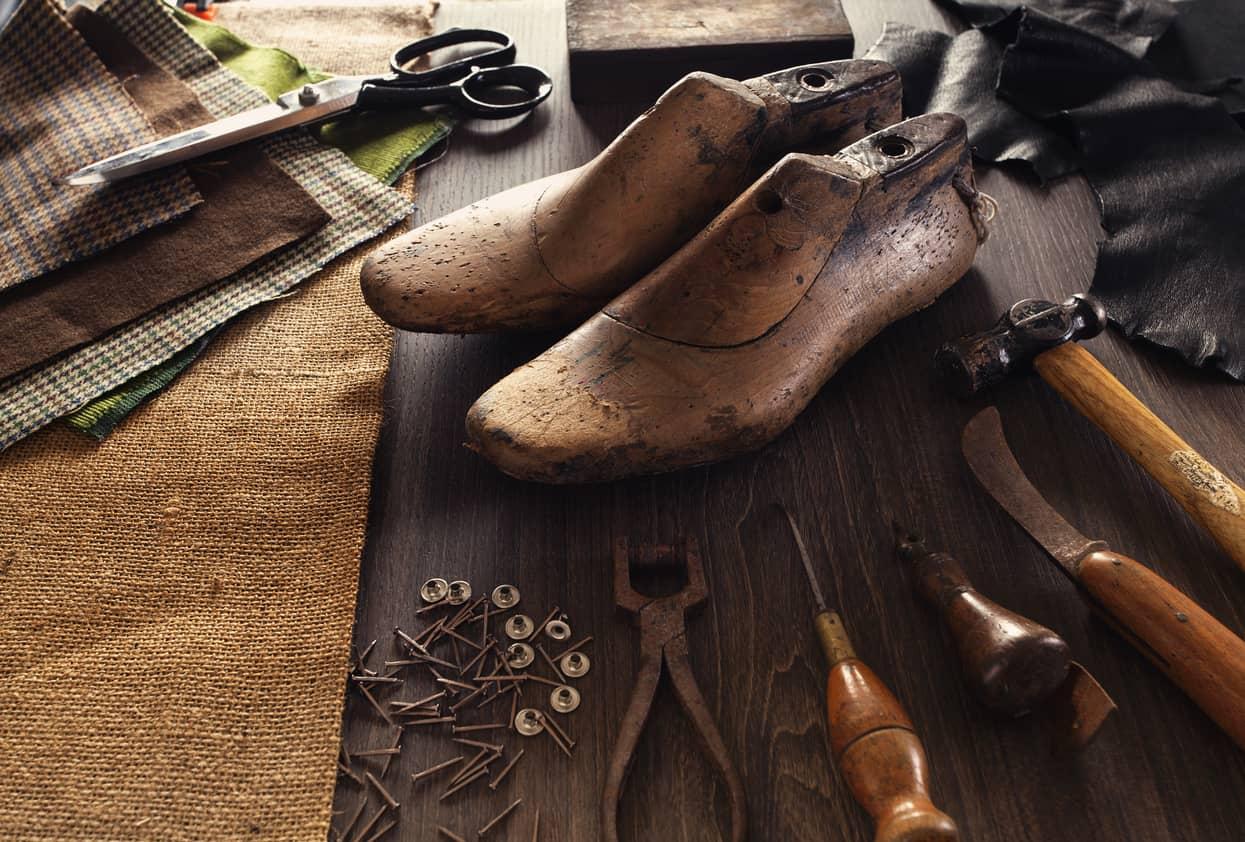 Schuhreperatur finden Sie bei Reichl Schuhe